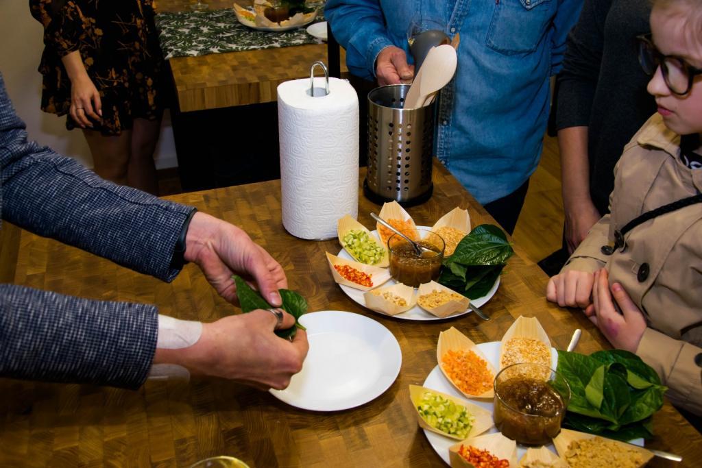 Impreza otwarcia studia, kursy kulinarne warszawa
