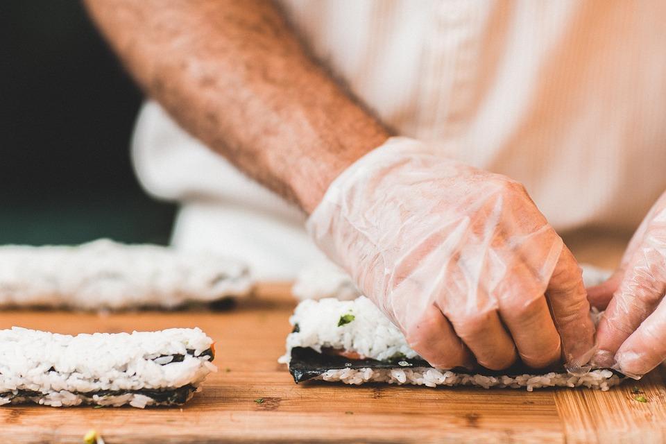 ćwiczenia kulinarne, ćwiczenia kulinarne, kolacja firmowa, gotowanie, live cooking