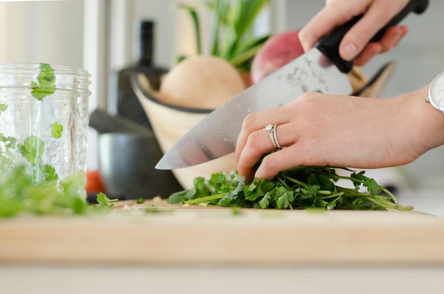 gotowanie na żywo