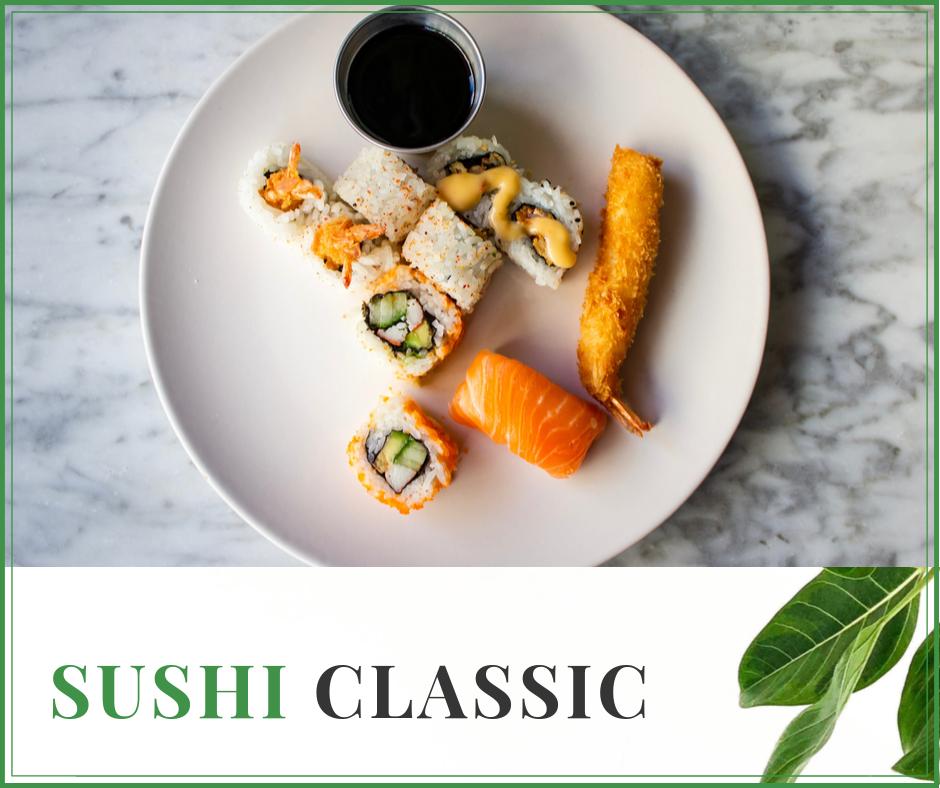 Sushi kurs podstawowy 24.03.2020, godz. 18:00