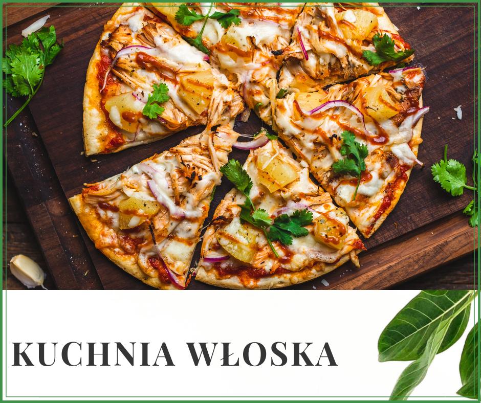 Kuchnia włoska – warsztaty 11.03.2020, godz. 18:00