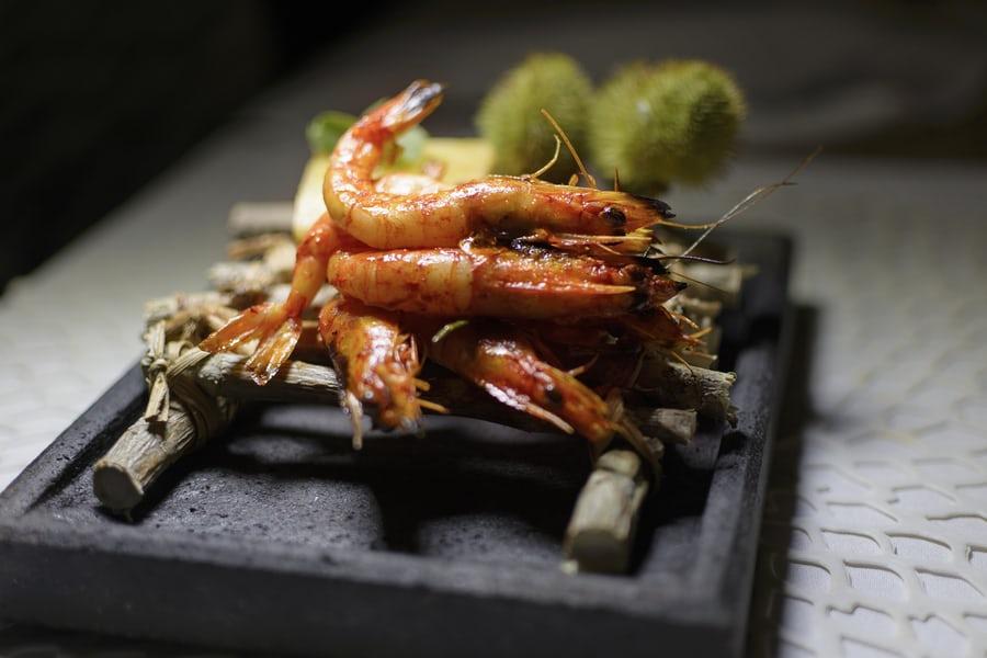 warsztaty kuchni tajskiej warszawa krewetki
