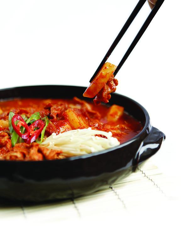 kimchi, kuchnia tajska Warszawa