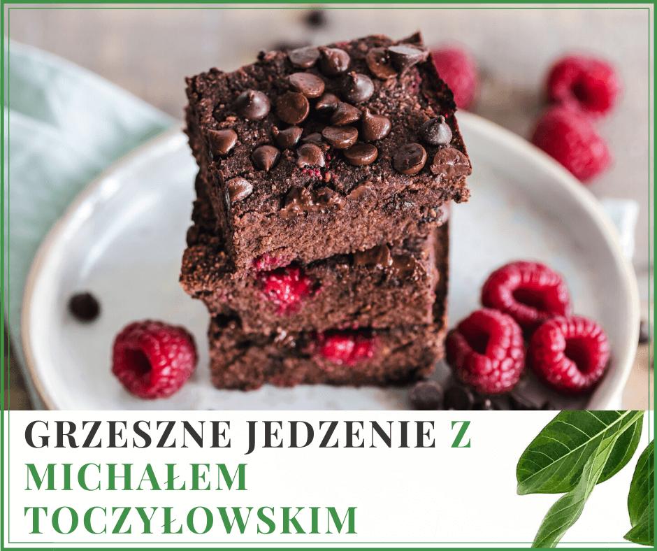 Grzeszne jedzenie z Michałem Toczyłowskim 13.03.2020 18:00